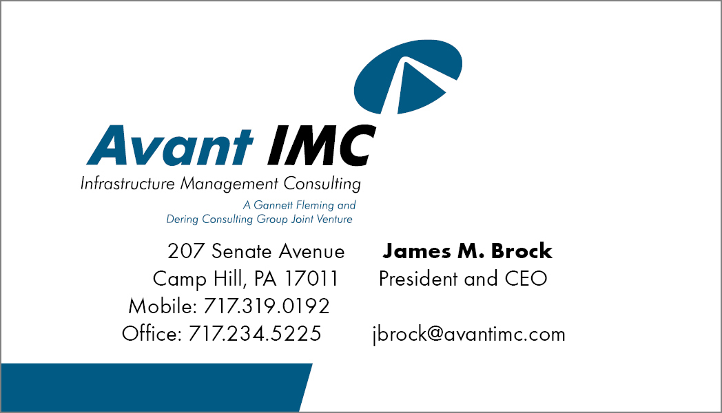 Avant IMC Business Card